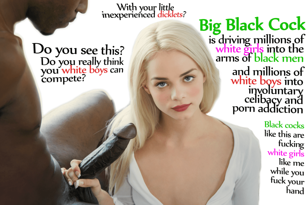 Leave Sex To The Real Men, Stay Virgins Whitebois - image Leave-Sex-To-Real-Men-Stay-Virgins-Whitebois-14-1024x683 on https://blackcockcult.com