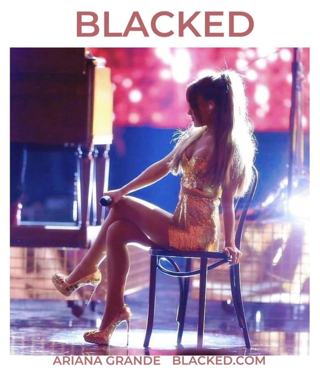 Blacked List: Ariana Grande - image Blacked-List-Ariana-Grande-12-1024x1196 on https://blackcockcult.com