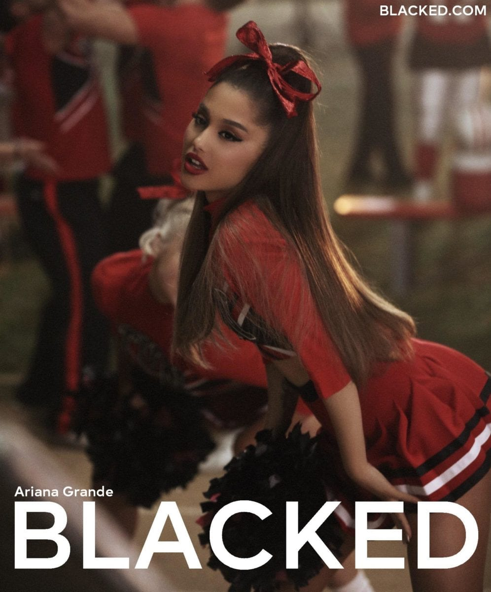 Blacked List: Ariana Grande - image Blacked-List-Ariana-Grande-13-996x1200 on https://blackcockcult.com
