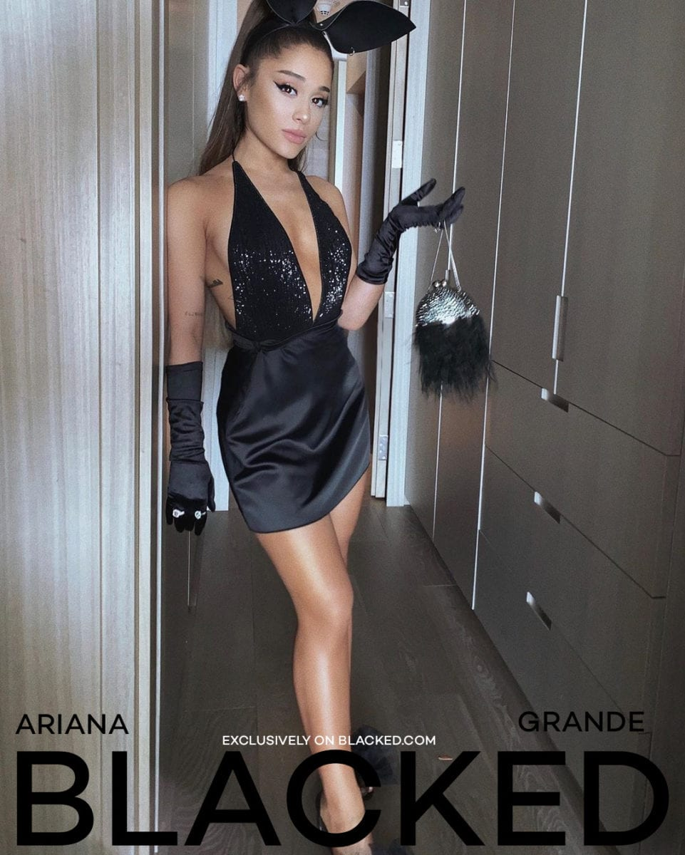 Blacked List: Ariana Grande - image Blacked-List-Ariana-Grande-5-961x1200 on https://blackcockcult.com