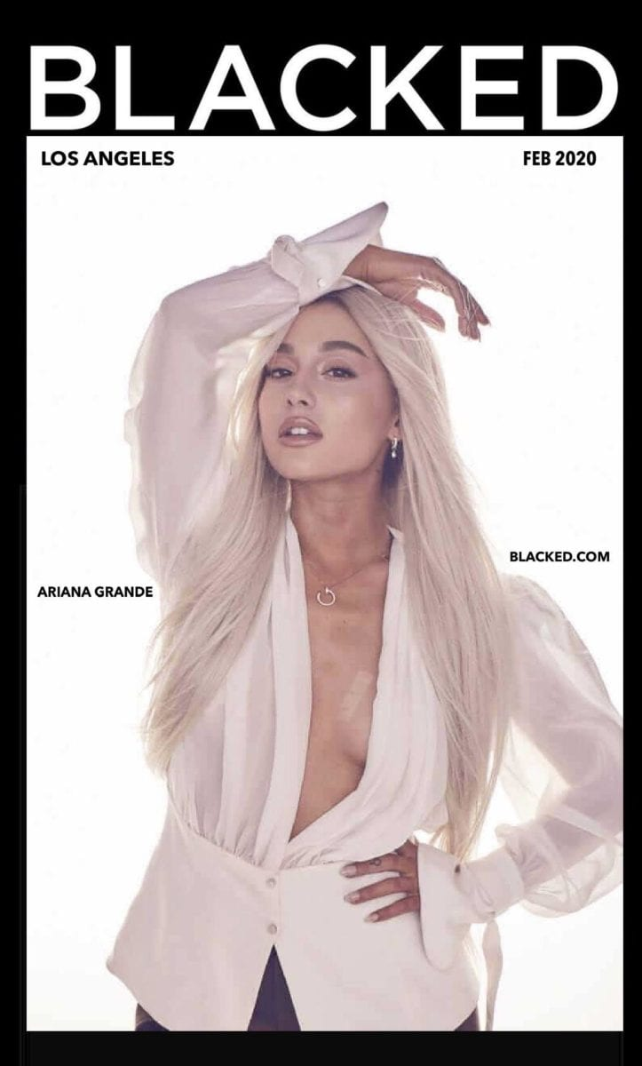 Blacked List: Ariana Grande - image Blacked-List-Ariana-Grande-9-723x1200 on https://blackcockcult.com