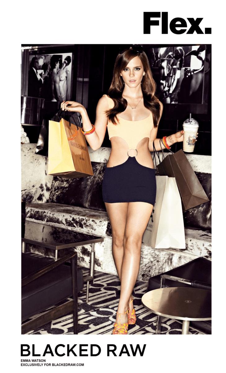 Blacked List: Emma Watson - image Blacked-List-Emma-Watson-2-729x1200 on https://blackcockcult.com