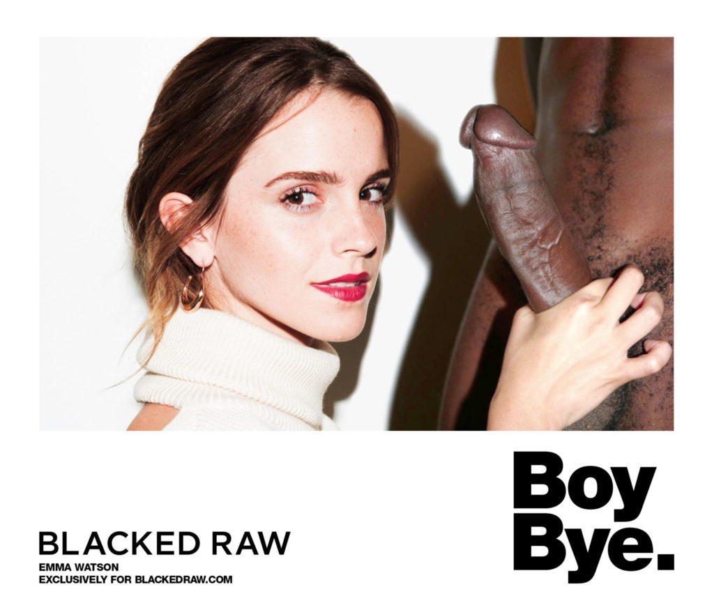 Blacked List: Emma Watson - image Blacked-List-Emma-Watson-5-1024x865 on https://blackcockcult.com