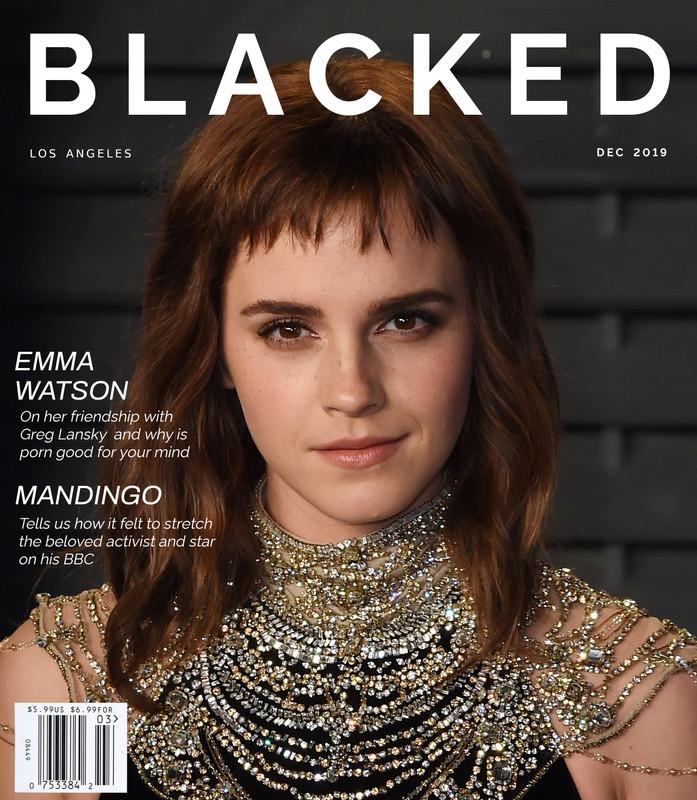 Blacked List: Emma Watson - image Blacked-List-Emma-Watson-6 on https://blackcockcult.com