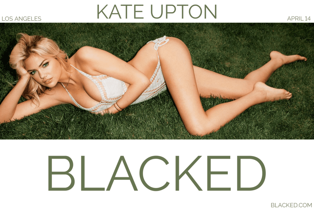 Blacked List: Kate Upton - image Blacked-List-Kate-Upton-1024x683 on https://blackcockcult.com