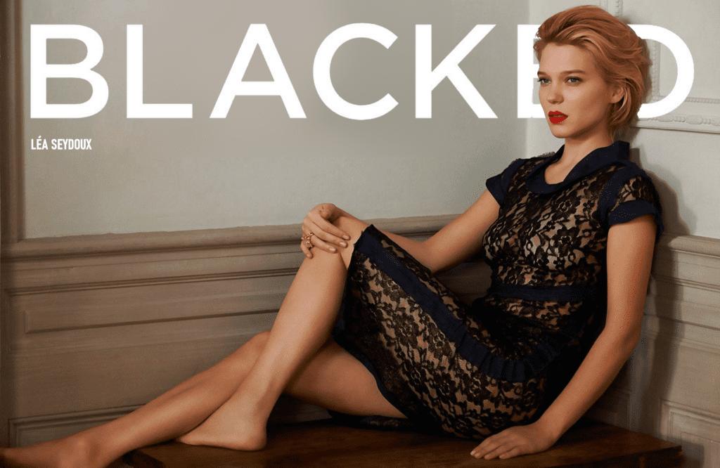 Blacked List: Léa Seydoux