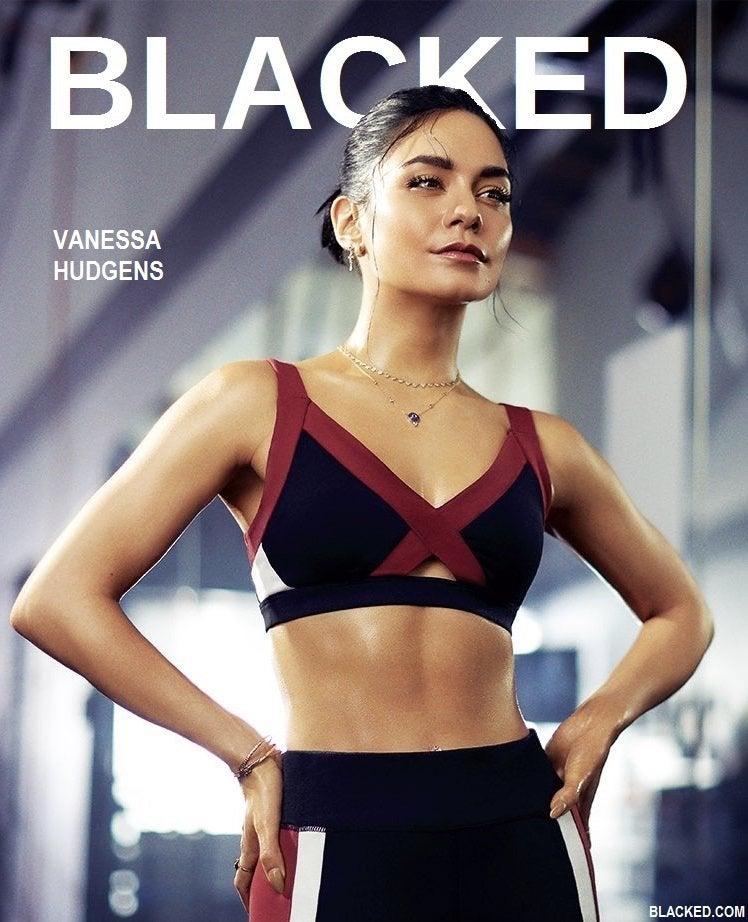 Blacked List: Vanessa Hudgens - image Blacked-List-Vanessa-Hudgens on https://blackcockcult.com