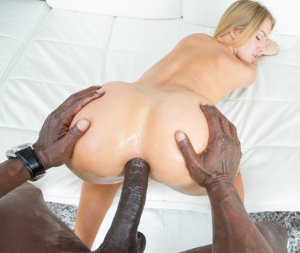Round Asses Belong To Big Black Cock