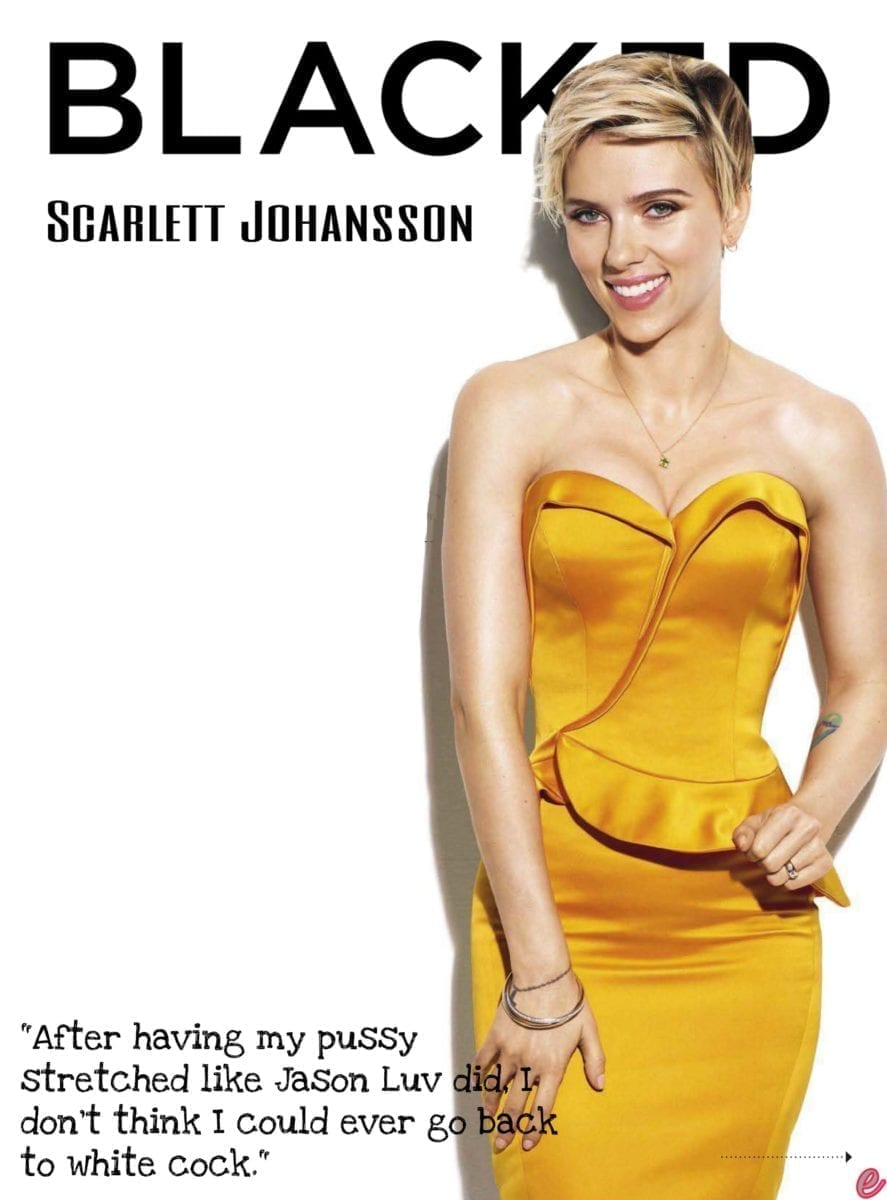 Blacked List: Scarlett Johansson - image Scarlett-Johansson-1-887x1200 on https://blackcockcult.com