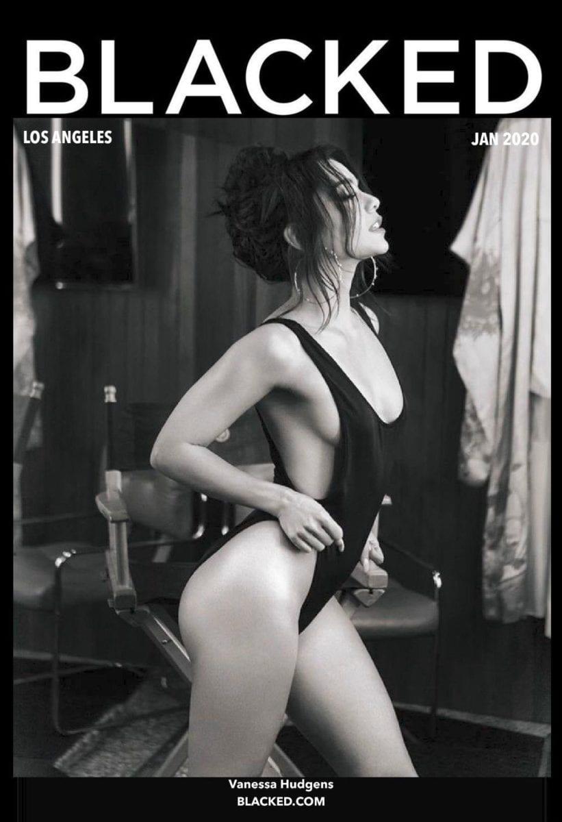 Blacked List: Vanessa Hudgens - image Vanessa-Hudgens-Going-Black-3-821x1200 on https://blackcockcult.com