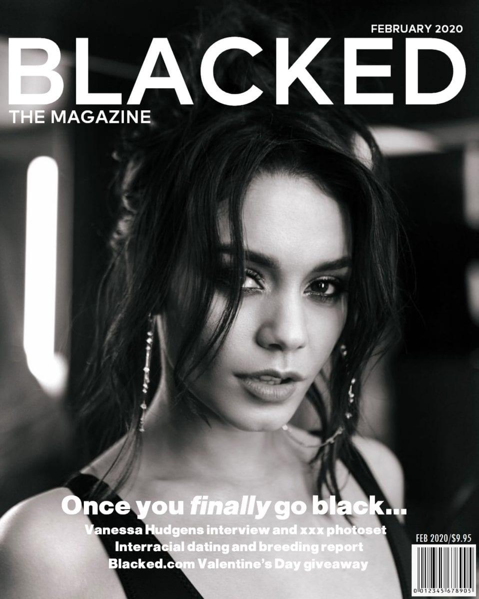 Blacked List: Vanessa Hudgens - image Vanessa-Hudgens-Going-Black-4-959x1200 on https://blackcockcult.com