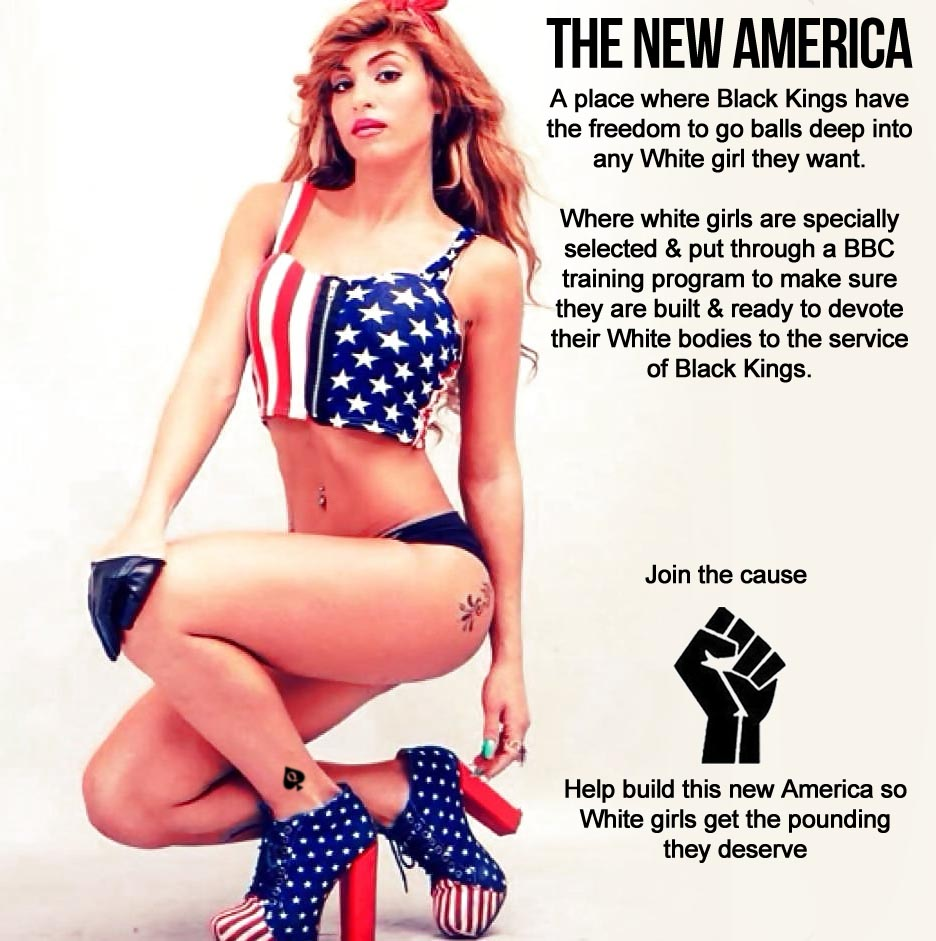 The New America: Join The Cause - image Join-The-Cause-11 on https://blackcockcult.com