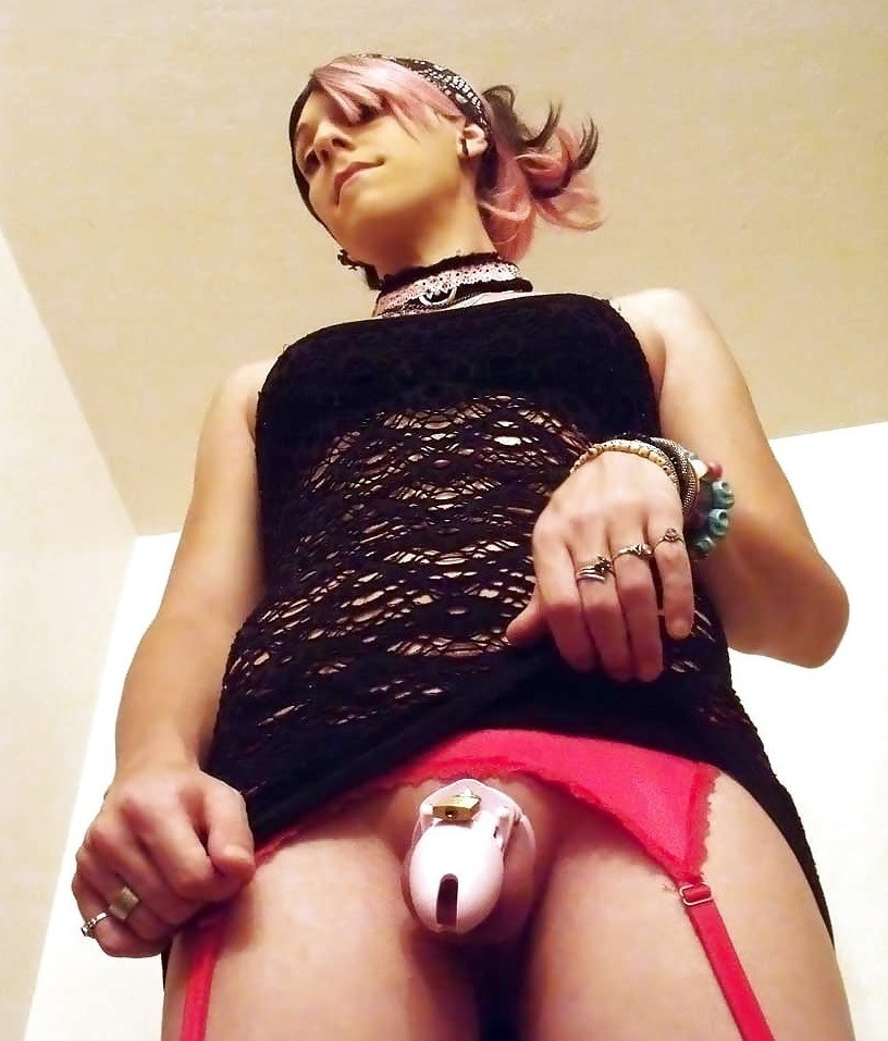 Properly Caged Sissies - image Properly-Caged-Sissies-22 on https://blackcockcult.com