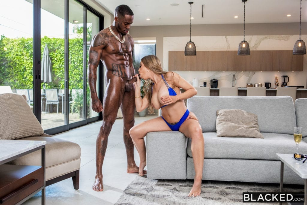BLACKED: Fringe Benefits - image  on https://blackcockcult.com