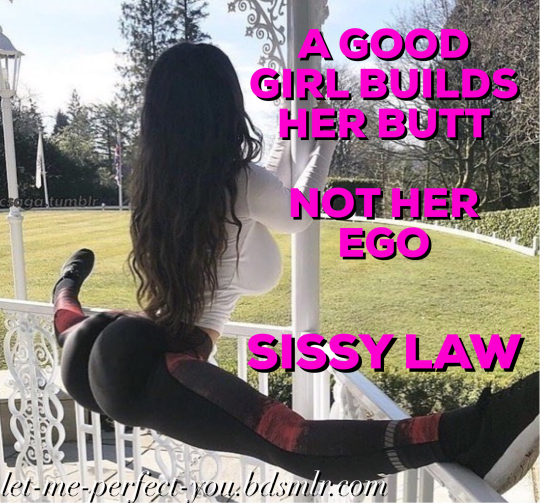 Good Sissies Obey the Natural Laws - image 426275530 on https://blackcockcult.com