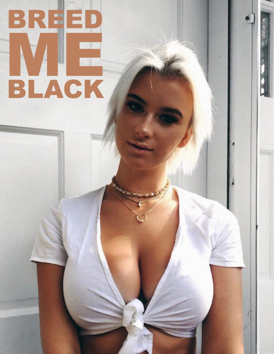 Breed Her Black #Cucklife