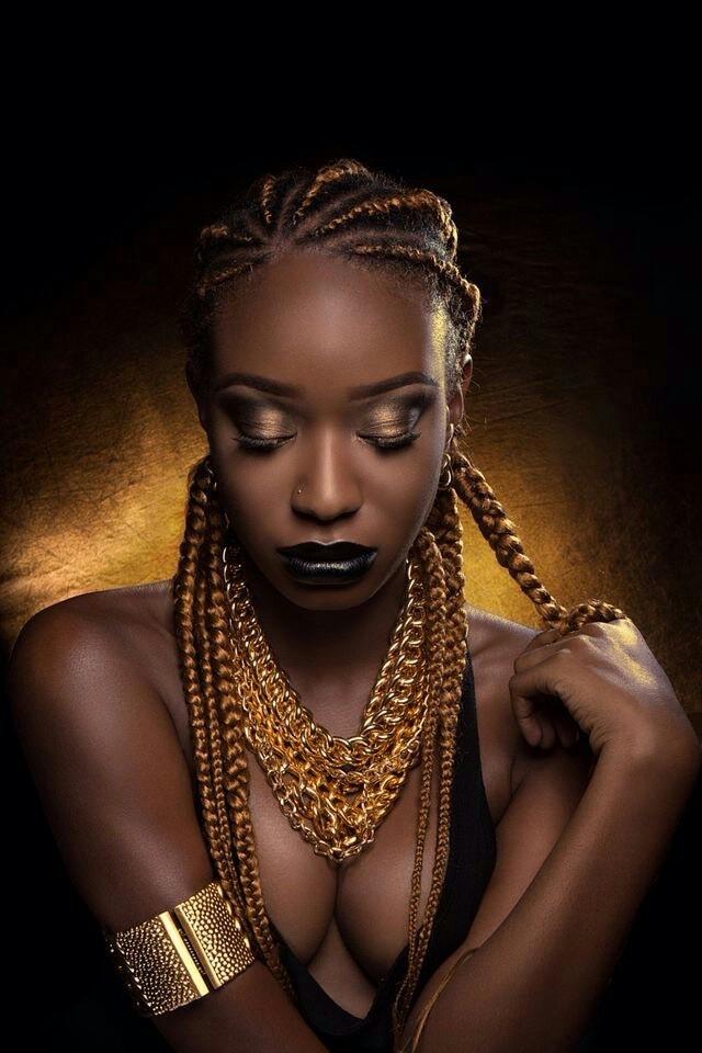 The Divine Feminine: Black Goddesses - image The-Divine-Feminine-Black-Goddesses-7 on https://blackcockcult.com
