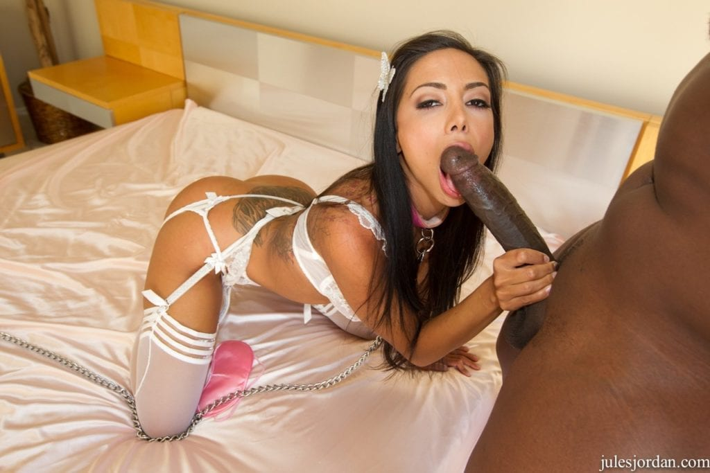 Interracial Pornstar Lela Star - image Black-Cock-Porn-Slut-Lela-Star-6-1024x683 on https://blackcockcult.com