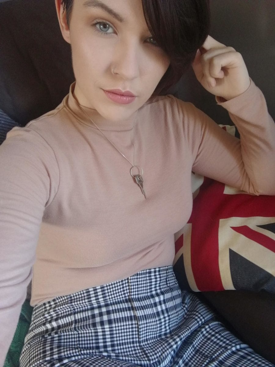 Chastity Keyholder Miss Kat - image British-Chastity-Keyholder-3-900x1200 on https://blackcockcult.com