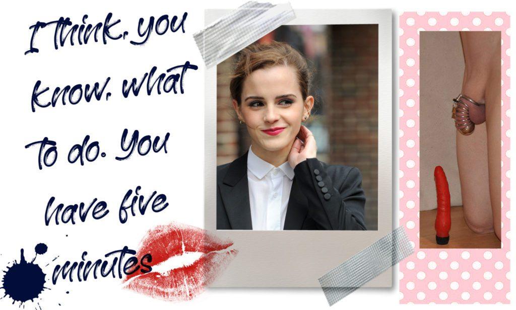 Emma Watson - Cuckold Fantasy Captions - image Emma-Watson-Cuckold-Fantasy-Captions-3-1024x616 on https://blackcockcult.com