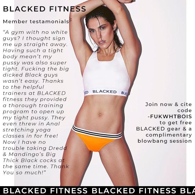 Blacked Fitness - image Blacked-Fitness-6 on https://blackcockcult.com