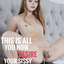 Feminize, Chastise, Fulfill Your Destiny Whitebois - image Be-A-Good-Slut-Feminize-7-248x248 on https://blackcockcult.com