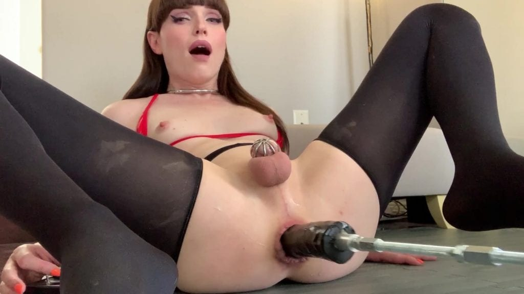 Sissy Slut Natalie Mars Brutally Anal Trained - image Sissy-Slut-Natalie-Mars-Brutally-Anal-Trained-2-1024x576 on https://blackcockcult.com