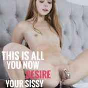 Castrated White Sissy Put on Display - image 32510-featured-175x175 on https://blackcockcult.com